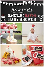 Who doesn't love a good BBQ during the summer? Couple your cookout with.  Baby Q ShowerBaby Shower StuffGirl ...