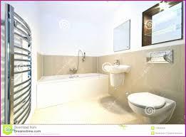Voll Badezimmer Beige Frisch Modernes Bad