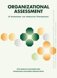 Iadb Organizational Chart Organizational Assessment A Framework For Improving