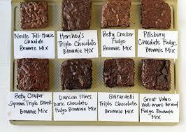 Best Brownie Mix Reviews Of Boxed Brownie Mixes Modern Honey