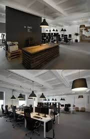 interior office design photos. Delighful Office Love This Simple Reception Desk With Darkpainted Wall And Logo  Painting Would Allow For The Work To Be Highlighted On Curved Teddy Had Brought  Intended Interior Office Design Photos E