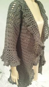 Crochet Cardigan Pattern Enchanting 48 Gorgeous Free Crochet Cardigan Patterns For Women