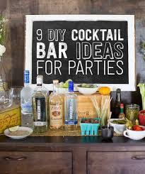 Cocktail Party Decorations Diy