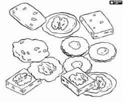 Kleurplaten Snoepjes En Suikergoed Kleurplaat