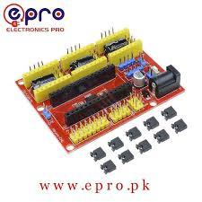 arduino nano stepper motor controller