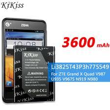 ZTE Grand X Quad V987 U935 V967s Mobile ...