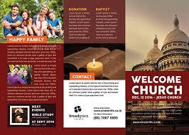 Church Welcome Brochure Samples Church Welcome Brochures Church Welcome Brochure 25 Church Brochure