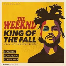 The Weeknd King Of The Fall 2014
