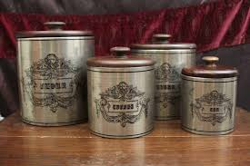 farmhouse kitchen canisters kitchen canister sets ball canister with regard to rustic kitchen canister sets