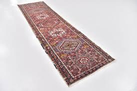 2 10 x 10 10 gharajeh persian runner rug