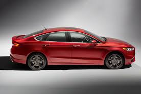 ford new car release2017 Ford Fusion V6 Sport Features Pothole Detection System