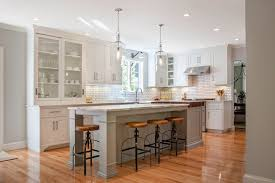 kitchen clear glass pendant lights with regard to for plan 7