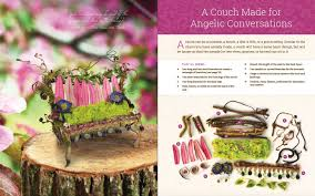 furniture fairy. Fairy House: How To Make Amazing Furniture, Miniatures, And More From Natural Materials: Debbie Schramer, Mike Schramer: 9781939629692: Amazon.com: Furniture A
