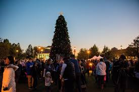 TreeLighting. The Christmas festivities have begun! Last night Colton and I  kicked off the holiday season by going to the Southlake, Texas, ...
