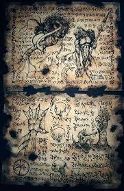 horror book dark satan lucifer 666 devil satanic demons demonic evil dead cult clic necronomicon black magic dark arts horror cult the dark book