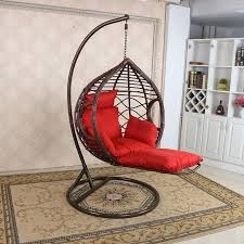 rattan nest chair single double pedal chair rattan chair rocking chair nest basket indoor outdoor balcony