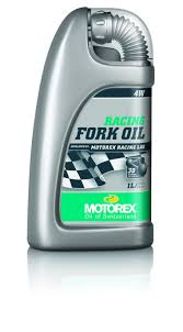 Motorex Racing Fork Oil New Product Cycle World