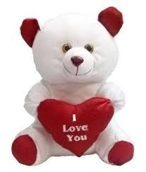 heart soft teddy bear stuffed plush toy love valentine couple birthday gift heart soft teddy bear stuffed plush toy love valentine couple birthday