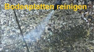 Wer also über eine sanierung seines hauses oder seiner wohnung nachdenkt, muss seine fußböden unter die lupe nehmen, ob… Bodenplatten Reinigen Waschbetonplatten Reinigen Sauber Machen Pflastersteine Reinigen Karchern Youtube