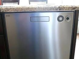 securing dishwasher under granite countertop best of ge with how to secure inspirations 49