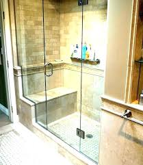 bathroom showers with seats shower with seat bathroom showers with seats walk in showers with bathroom