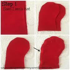 dr seuss sam i am hat step 1 collage