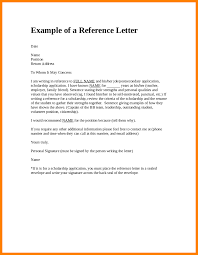Reference Letter Format Doc Image Report Word Template