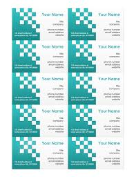 business cards with word microsoft office word business card template business card templates
