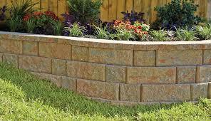 pavestone retaining wall cap