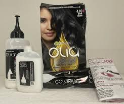 garnier olia bold 4 10 dark silver hair