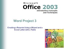 Office 2003 Introductory Concepts And Techniques M I C R O S O F T ...
