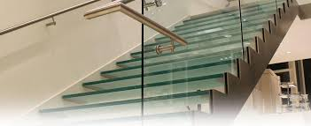 glass railings glass railing banner