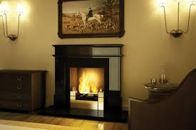 chantico fire a bioethanol fireplace insert with flame snuffer