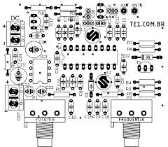 lm386 amp circuit wiring diagram database fm radio receiver diy circuit ic tda and lm386