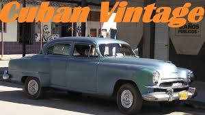 American Classic Cars In Cuba Travel To Cuba S Vintage