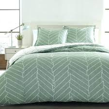 hunter green duvet covers city scene green and white chevron cotton 3 piece duvet cover set hunter green duvet covers