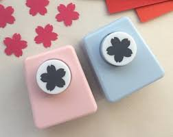 Paper Punches Flower Flower Paper Punch Etsy