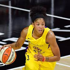 WNBA Star, Candace Parker, Is Headed ...