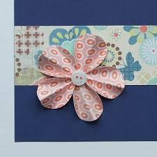 Paper Flower Punches How To Make Flowers For Scrapbooking And Cards