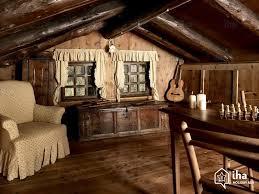 Case Di Montagna Interno : Chalet in affitto a madonna di campiglio iha