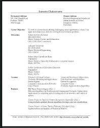 Objective For Information Technology Resume Best of Information Technology Resume Resume Objective For Fresh Graduate