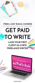 how to lance writing jobs email templates get paid to write online