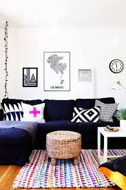 White And Black Living Room Furniture 17 Best Ideas About Black Couch Decor On Pinterest Black Leather
