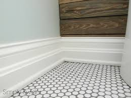 Gray penny tile bathroom floor tiles flooring gray penny tile bathroom  floorpenny tile with gray grout