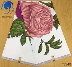 <b>LIULANZHI</b> 100%Cotton <b>african wax fabric</b> white wedding wax <b>fabric</b> ...