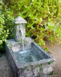 diy adorable fairy water feature a