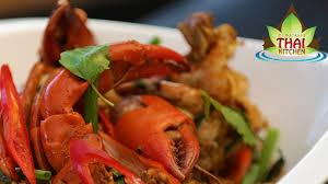 Thai Food Chilli Mud Crab Recipe ❤️️ ...