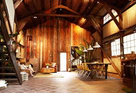 Image of: How To Turn A Old Barn Into A House