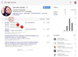 Google Scholar Citations Ataumberglauf Verbandcom