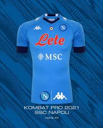 SSC Napoli thuisshirt 2020-2021 - Voetbalshirts.com